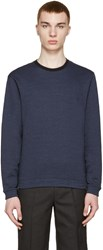 Levi's Navy Line 8 Pullover