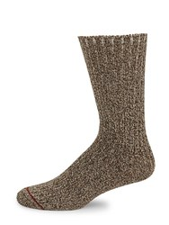 Ugg Ribbed Heather Socks Black
