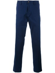 Polo Ralph Lauren Cropped Chinos Blue