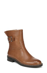 Franco Sarto By Lancaster Bootie Biscuit Leather