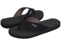Flojos Xander Black Men's Sandals