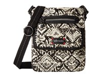 Sakroots Artist Circle Small Flap Messenger Jet Brave Beauti Cross Body Handbags Black