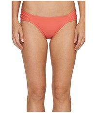 Carve Designs Cardiff Bikini Bottom Sunkiss Women's Swimwear Yellow