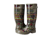 The Sak Rhythm Charcoal One World Women's Rain Boots Multi