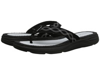 Speedo Sport Thong Black White Women's Shoes