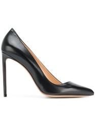 Francesco Russo Decollete Pumps Black
