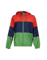 Wesc Jackets Red