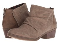 Blowfish Stood Up Bronze Rancher Canvas Tombstone Pull On Boots Taupe