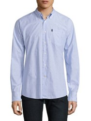 Barbour Tailored Fit Shirt Sky