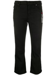 Love Moschino Cropped Skinny Fit Jeans 60