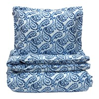 Gant Wasco Paisley Duvet Cover Sateen Blue
