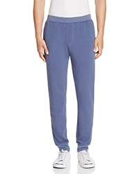 Atm Anthony Thomas Melillo French Terry Slim Fit Sweatpants Blue