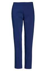 Chaus Women's Jackie Pull On Ankle Pants Blue Depths