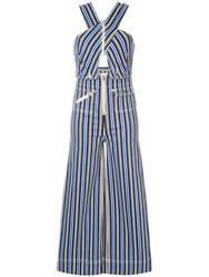 Alice Mccall Baby Please Jumpsuit Blue
