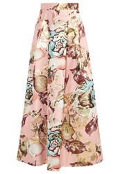 Miss Selfridge Maxi Skirt Multicolor Multicoloured