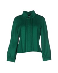 Oscar De La Renta Suits And Jackets Blazers Women Green