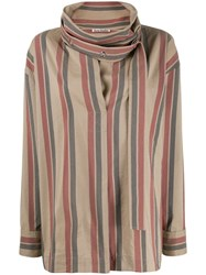 Acne Studios Cown Neck Shirt Neutrals