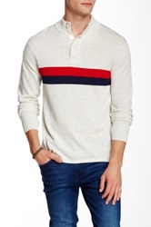 Relwen Peloton Mock Sweater White