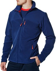Helly Hansen Fleece Zip Up Evening Blue