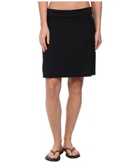 Carve Designs Seaside Skirt Black 1