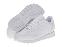 Reebok Cl Leather Ctm R13 White White White Women's Lace Up Casual Shoes