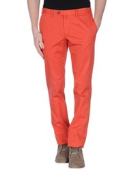 Flowers London Casual Pants Coral