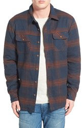 Men's O'neill 'Pines' Lined Flannel Shirt