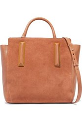 Halston Shoulder Bags Light Brown