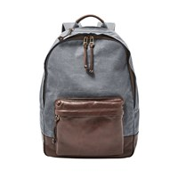 Fossil Mbg9140020 Mens Backpack Multi Coloured Multi Coloured