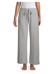 Saks Fifth Avenue Hattie Drawstring Pants Grey