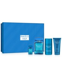 Perry Ellis Aqua Gift Set No Color