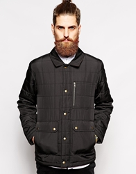 Dr. Denim Dr Denim Quilted Jacket Black
