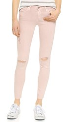 Ag Jeans The Legging Ankle Jeans Sun Faded Distressed Sandy Ros