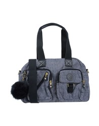 Kipling Handbags Dark Blue