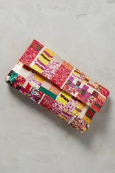Anthropologie Sequined Patchwork Clutch Assorted