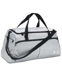Under Armour Storm Undeniable Duffel Bag Grey