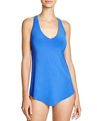 Magicsuit Taylor Tankini Top Blue