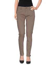 Truenyc. Trousers Casual Trousers Women Lead