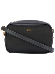 Tom Ford Logo Plaque Cross Body Bag 60