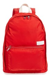 State Bags Heights Lorimer Nylon Backpack Red