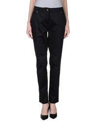 Roberta Scarpa Trousers Casual Trousers Women Black