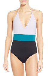 Women's Tavik 'Chase' Colorblock One Piece Swimsuit
