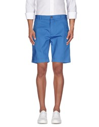 Brooks Brothers Trousers Bermuda Shorts Men Azure