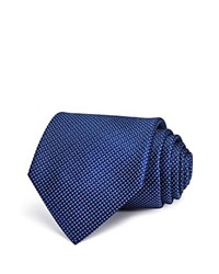 Bloomingdale's The Men's Store At Pindot Classic Tie Navy