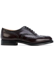 Church's Burwood Brogues Leather Brown