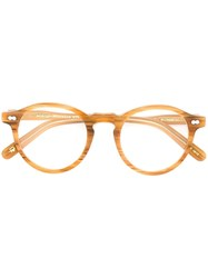 Moscot 'Miltzen' Optical Frames Nude And Neutrals