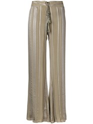 Zeus Dione Alcestes Trousers Brown