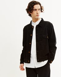 Huf Type 1 Corduroy Jacket Black