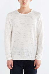 Cheap Monday Rad Knit Crew Neck Sweater Cream