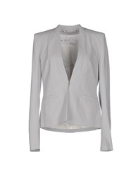 Drykorn Suits And Jackets Blazers Women Light Grey